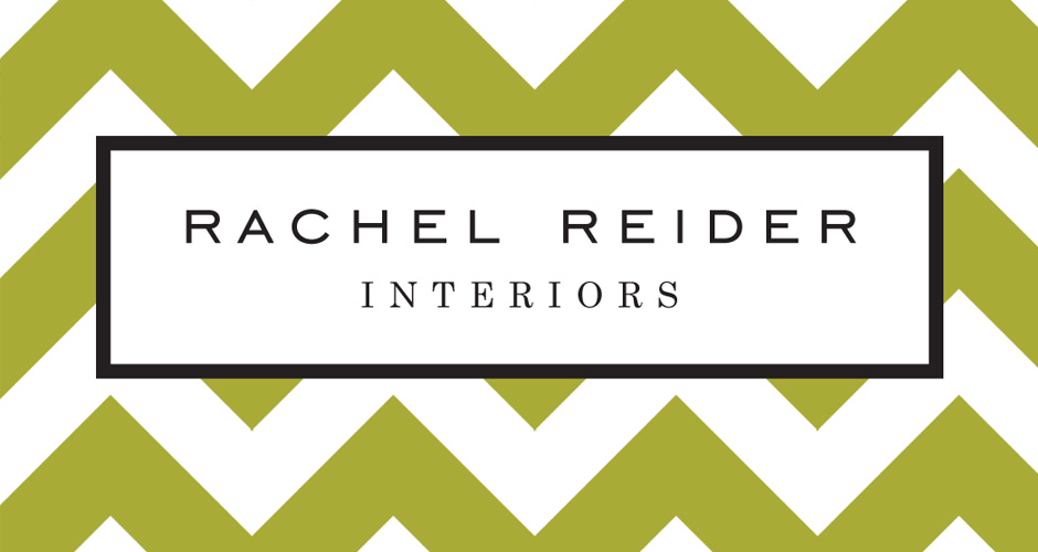 Rachel Reider Interiors